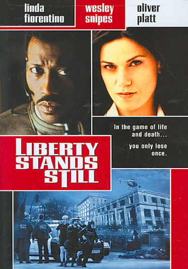 LIBERTY STANDS STILL BY SNIPES,WESLEY (DVD)