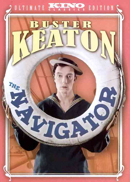 NAVIGATOR:ULTIMATE EDITION BY KEATON,BUSTER (DVD)